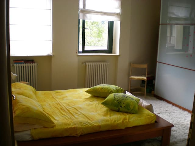 Cozy and quiet apartment near Turin - Airasca - Apartemen