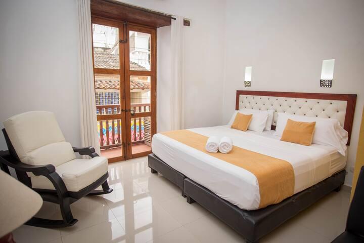 Casa Tere, Superior Private room.