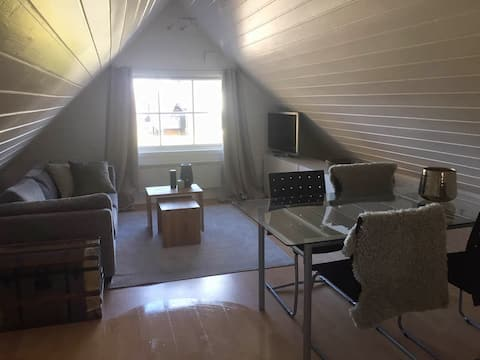 Small apartment - 10min from Oslo by train
