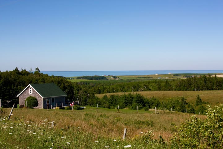 Cottage with a stunning view near Kensington - Green Gables - 一軒家