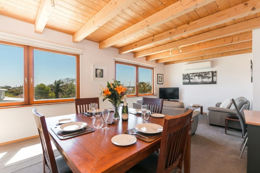 Spacious with views over White Gum Valley to Freo