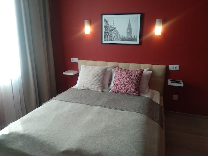 Квартира целиком в Новом городе