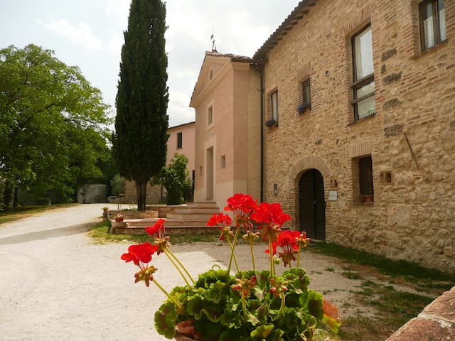 Apartment with 2 bedrooms for 4 people in Umbria - Amelia - Apartment
