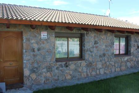 casa para fin de semana en segovia - Ituero y Lama - Haus