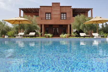 Jacaranda Suite - Riad des Délices - Al Haouz