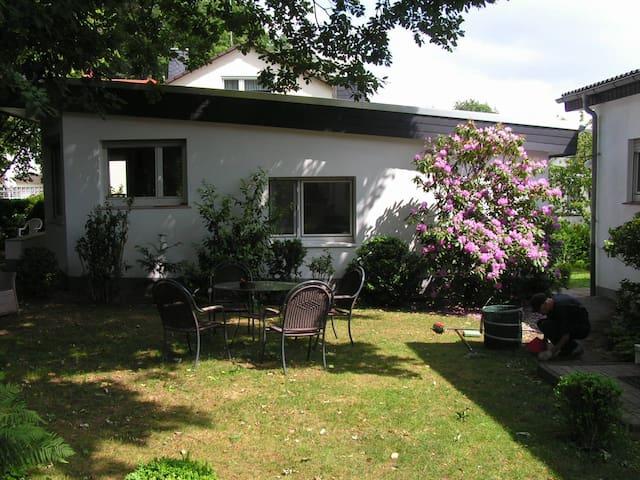 Ferienhaus Ferienwohnung in Marburg - Marburg - Casa