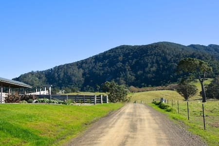 Mountain View Farm - Tilba Tilba