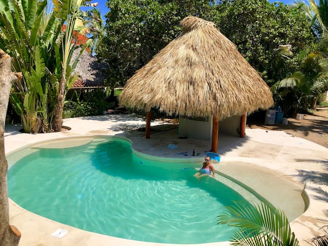 The Frida Bungalow - Poolside - Adults only