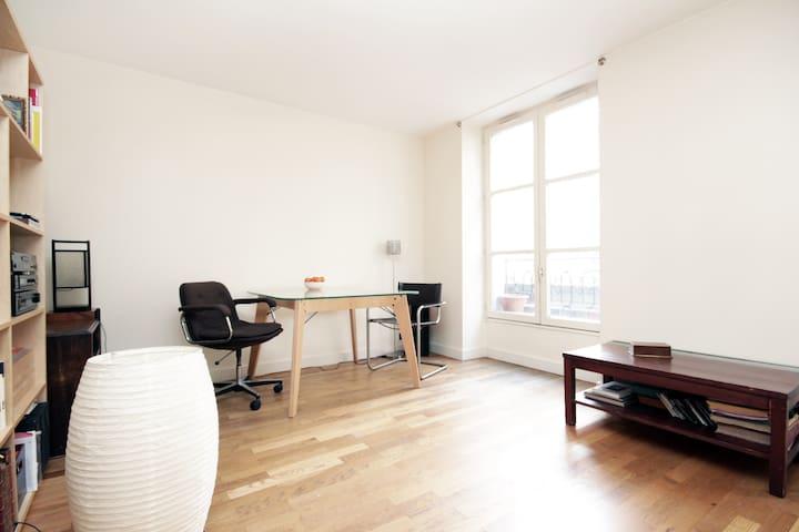 Nice apartment near Louvre & Opera