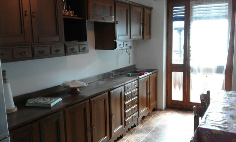 Lovely appartament in the mountains - Santo Stefano di Cadore - Apartemen