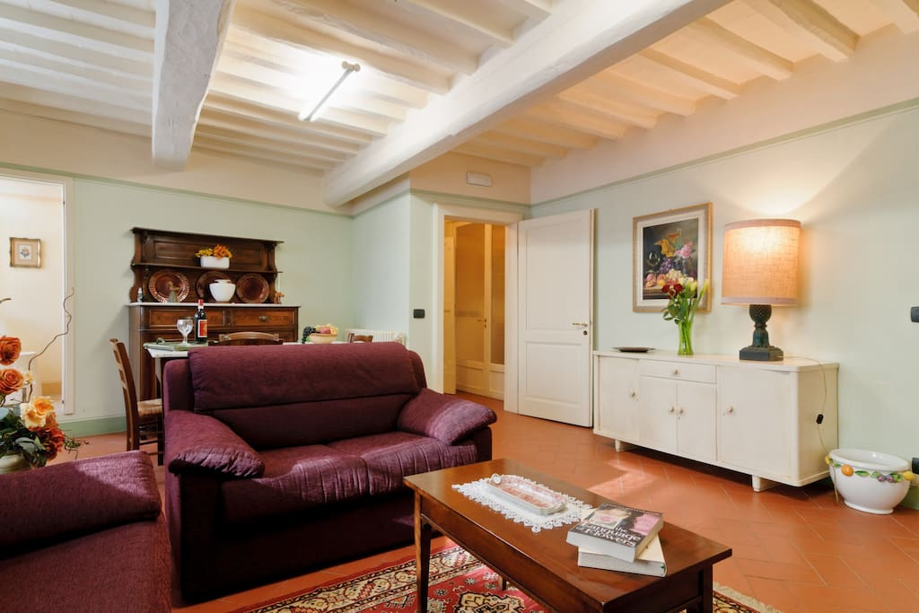 CORTONA HISTORICAL CENTER Apartment