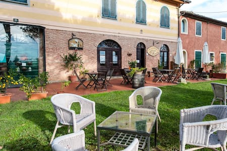 Scent of wine in Tuscany - Altopascio - Bed & Breakfast