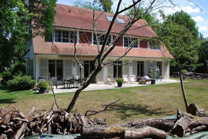 Maison en forêt au Touquet