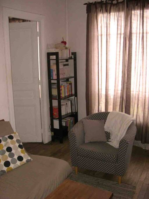 Appartement tr s cosy paris appartements louer - Salon de massage boulogne billancourt ...