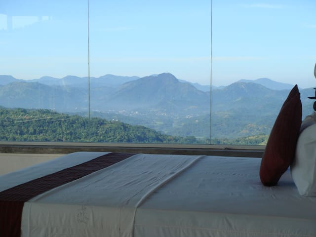 Club Lespri with an Amazing View  - Kandy - Villa