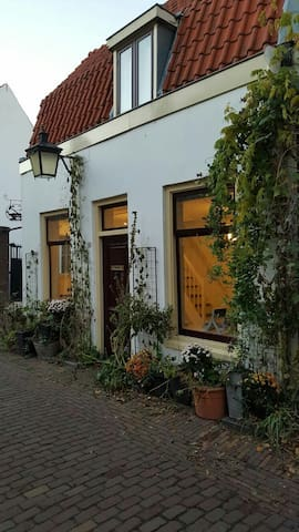 Sweet little house in city centre - Utrecht - Casa