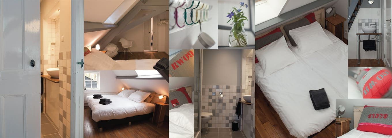 B&B, Utrecht, peaceful, countryside - Oudewater - Bed & Breakfast