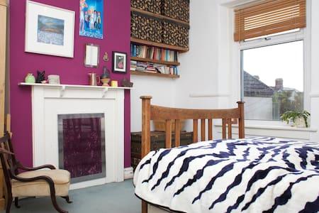 Lovely room (A) Pontcanna, Cardiff - 加的夫 - 獨棟