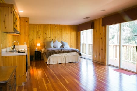 Kiwi Room @ The Orchard Lodge - Glen Ellen