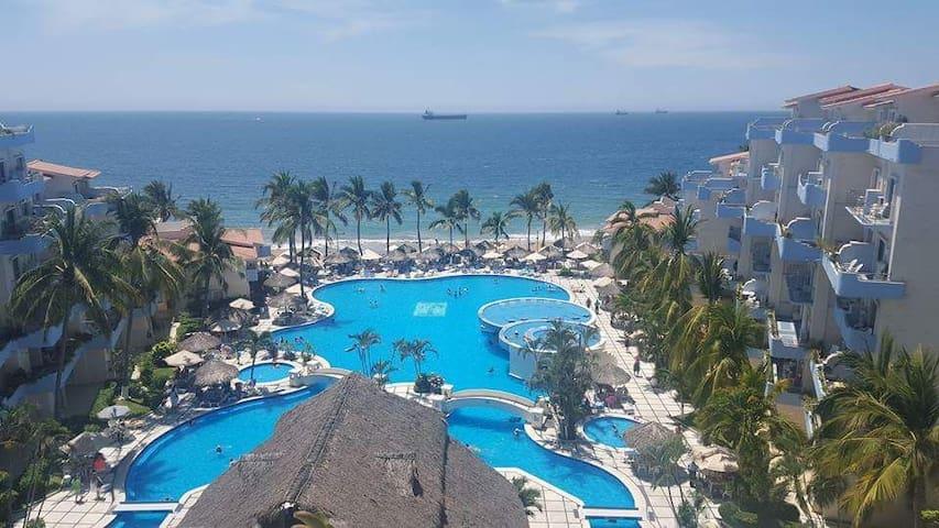 Penthouse Pacifico Azul , Manzanillo