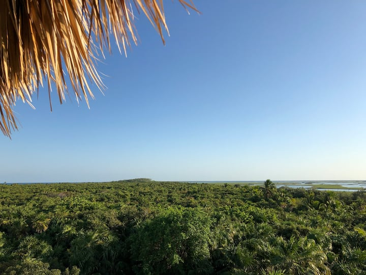 TULUM ★ 3BR PENTHOUSE★ BEACH-CLUB ★ MOPEDS ★ PH4