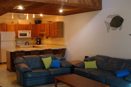 Tropical  Retreat BEACH TOWNHOUSE  - Cape Canaveral - Flat