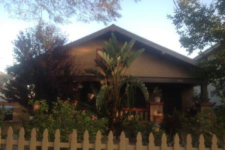Heart of Los Feliz Village Duplex! - 洛杉矶 - 独立屋