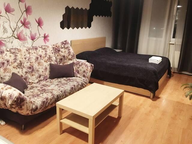 Апартаменты Hanaka Юбилейный 78