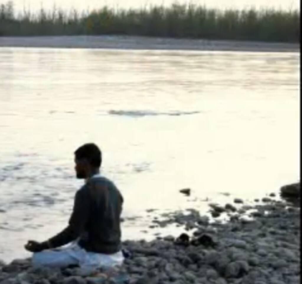 lokanand yoga  sadhana kutir