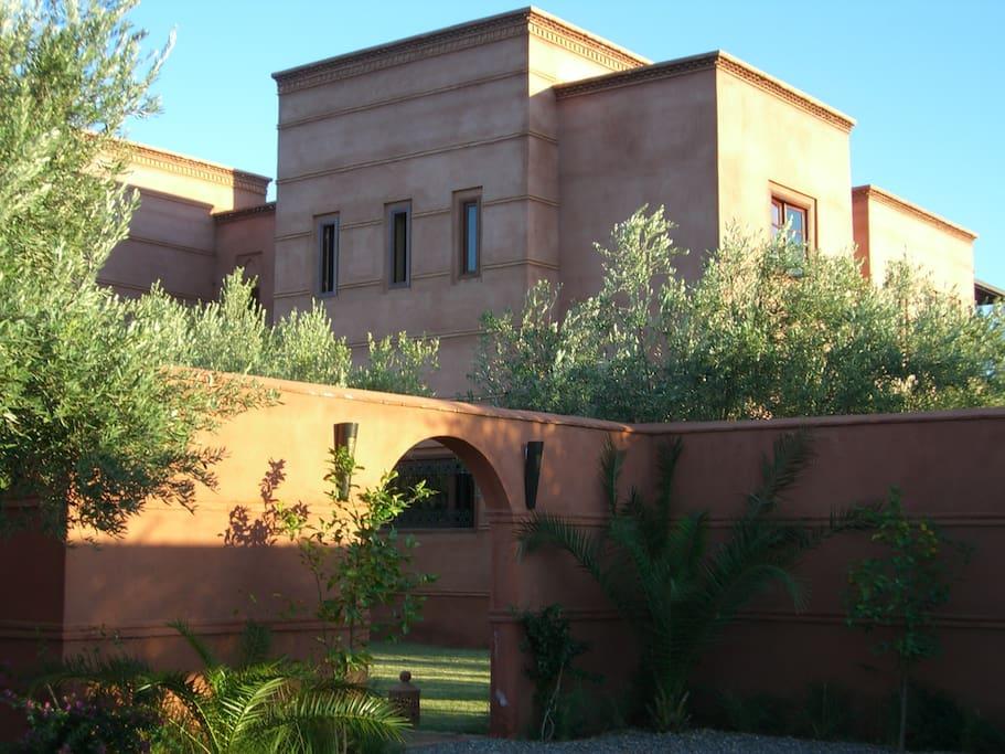 Safran Suite - Riad des Délices