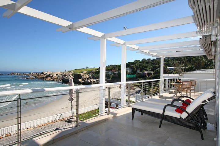 Glen Beach Penthouse Boasts Exceptional Location