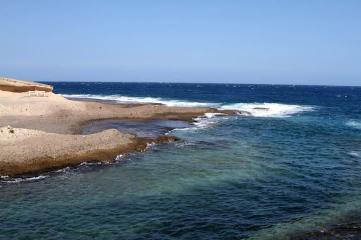 Ático, tranquilidad cerca del mar - Las Arenas - Wohnung