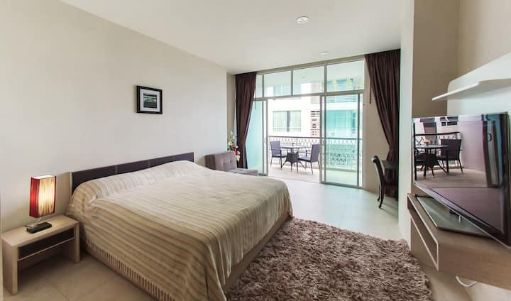 Nice studio 55m2 Karon Hill Residance (Palm)