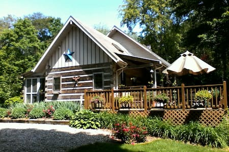 BLUE STAR BED & BREAKFAST:   LOGAN - HOCKING HILLS
