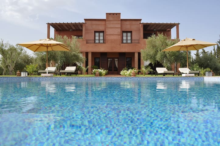 Riad des Délices-6 splendid Suites - Al Haouz