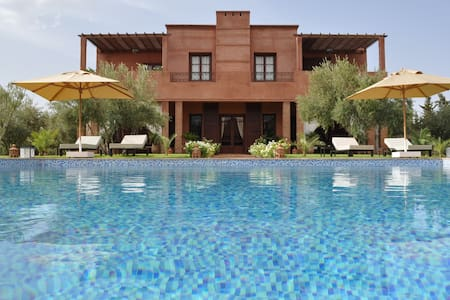 Riad des Délices : 6 belles suites - Al Haouz