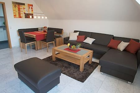 Attractive And Modern Apartment - Marbach am Neckar - Apartemen