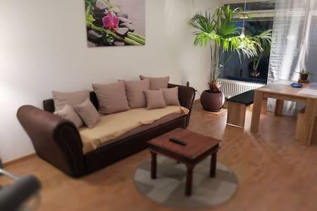 2 Zimmer Apartment mit Terrasse und Seeblick - Konstanz - Lejlighed