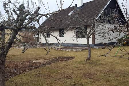 Perfect family house close to water with a garden - Västervik - Hus