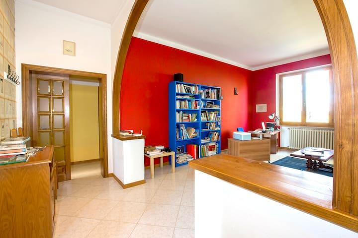 Big apartment in the true Tuscany  - Colle di Val d'Elsa - Haus