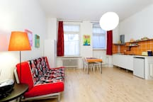 My Lovely Studio-Flat!