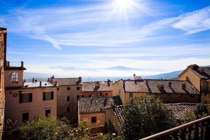 Umbria Jazz Flat Panicale Umbria  - Panicale - Lejlighed