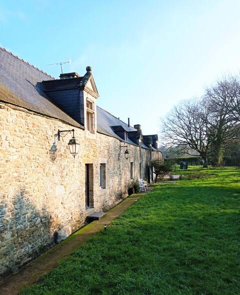 Studette 5p. rez-de-jardin près Rochefort en Terre