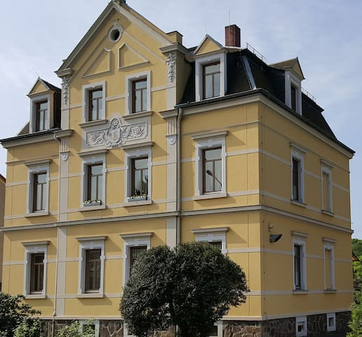 Alte Post zu Stetzsch - 2-B-Zimmer nahe Elbradweg