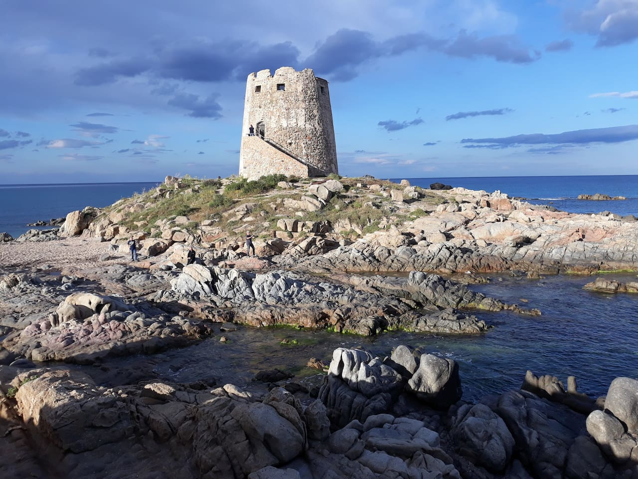 Torre Saracena di Barì - Ogliastra.
