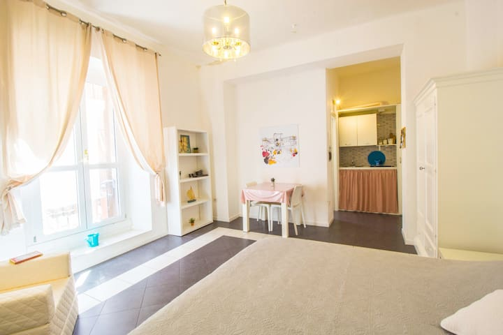 Saint Remy Centre Home - Cagliari - Apartament
