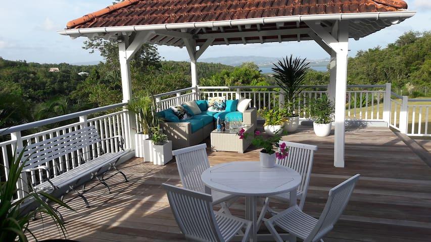 Luxury villa classified Atout France