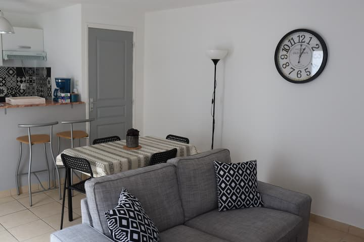 Appartement cosy en hypercentre !