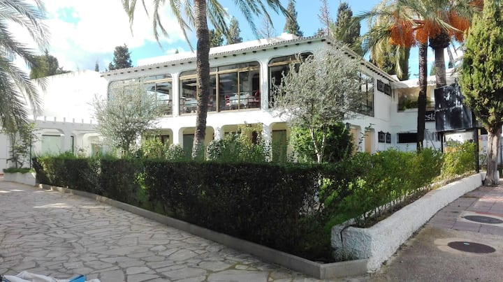 Apartment with one bedroom in Alcocéber, with wonderful sea view, shared pool and furnished balcony - 150 m from the beach