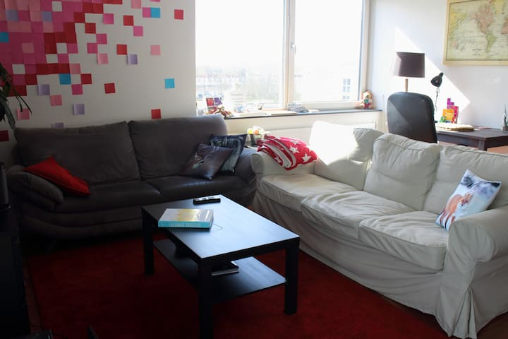 Stylish and spacious apartment - Almere - Leilighet